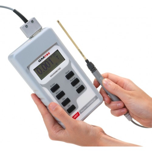 GM07 Gaussmeter with Transverse probe